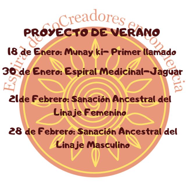 PROYECTO DE VERANO